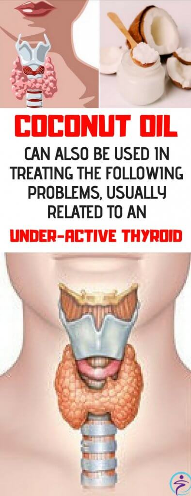 It can also be used in treating the following problems usually related to an under-active thyroid: